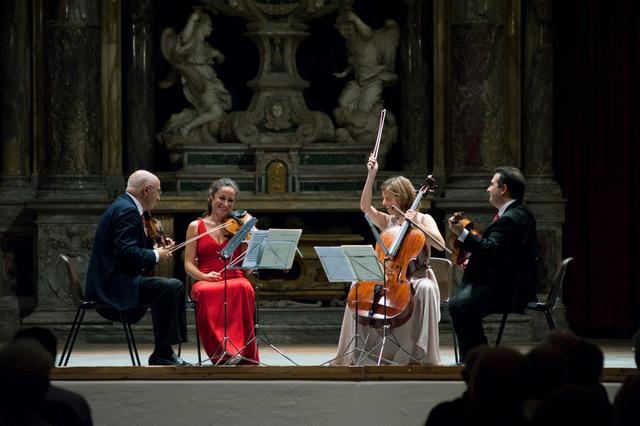 Salvatore Accardo Quartet